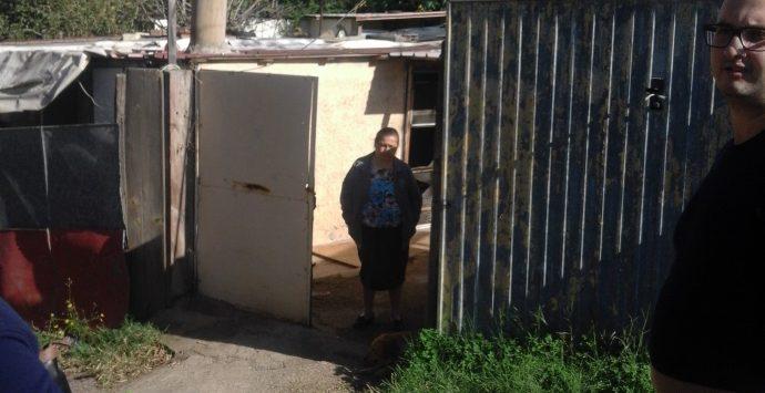Reggio: il ghetto dell'Ex Polveriera esiste ancora