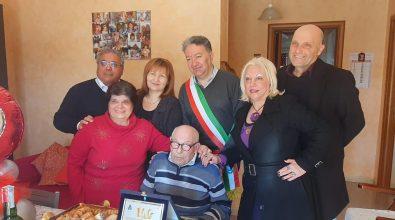 Buon compleanno al nonnino Domenico Spanò che compie 100 anni