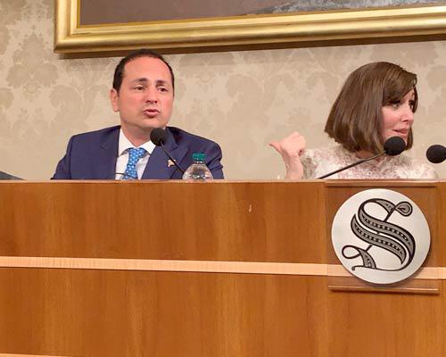 Bernini: «Accuse a Siclari inaspettate ed infamanti»