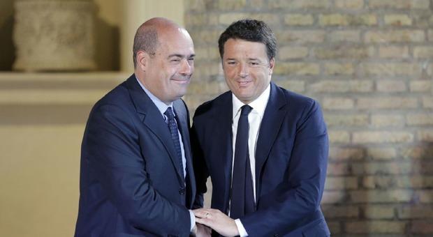 Il centrosinistra riparte. Arriva Zingaretti, Renzi indica i referenti di Reggio