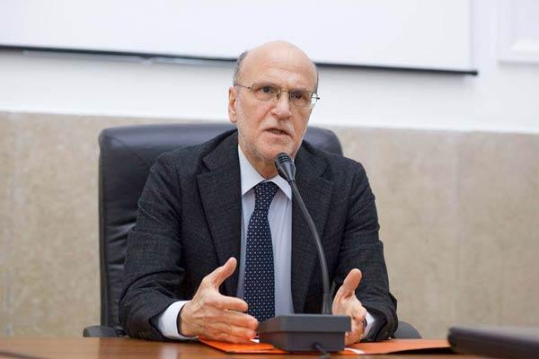 Anno giudiziario a Reggio, malore per il presidente Gerardis. Ora sta bene ed è già rientrato