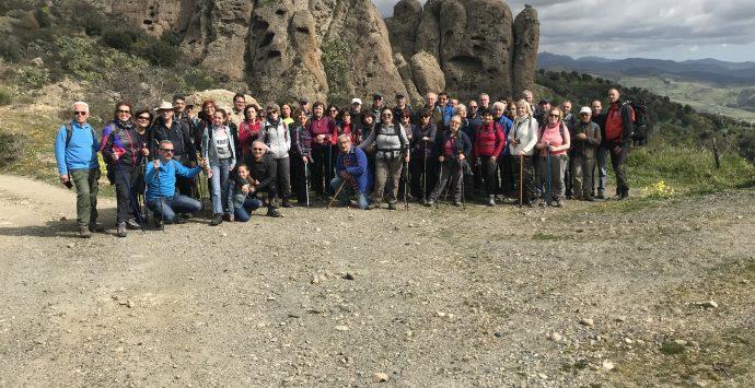 Cai, escursione tra uliveti, frantoi e siti storici nella collina di Fossato