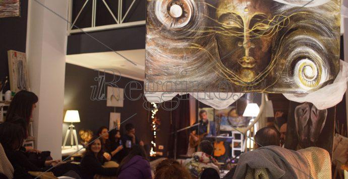 """""""Agapao"""", mostra e house concert per festeggiare il primo compleanno"""