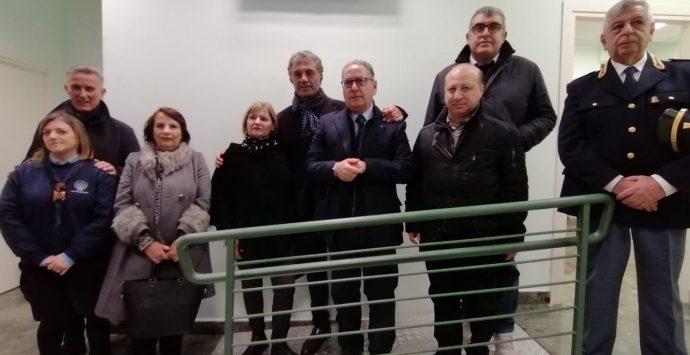 Smail apre le porte al poliambulatorio solidale a Villa