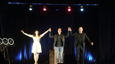 Polistena, applausi per gli illusionisti Bono e Aimone