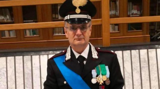 Carabinieri, il tenente Mollura lascia la scuola allievi dopo 25 anni
