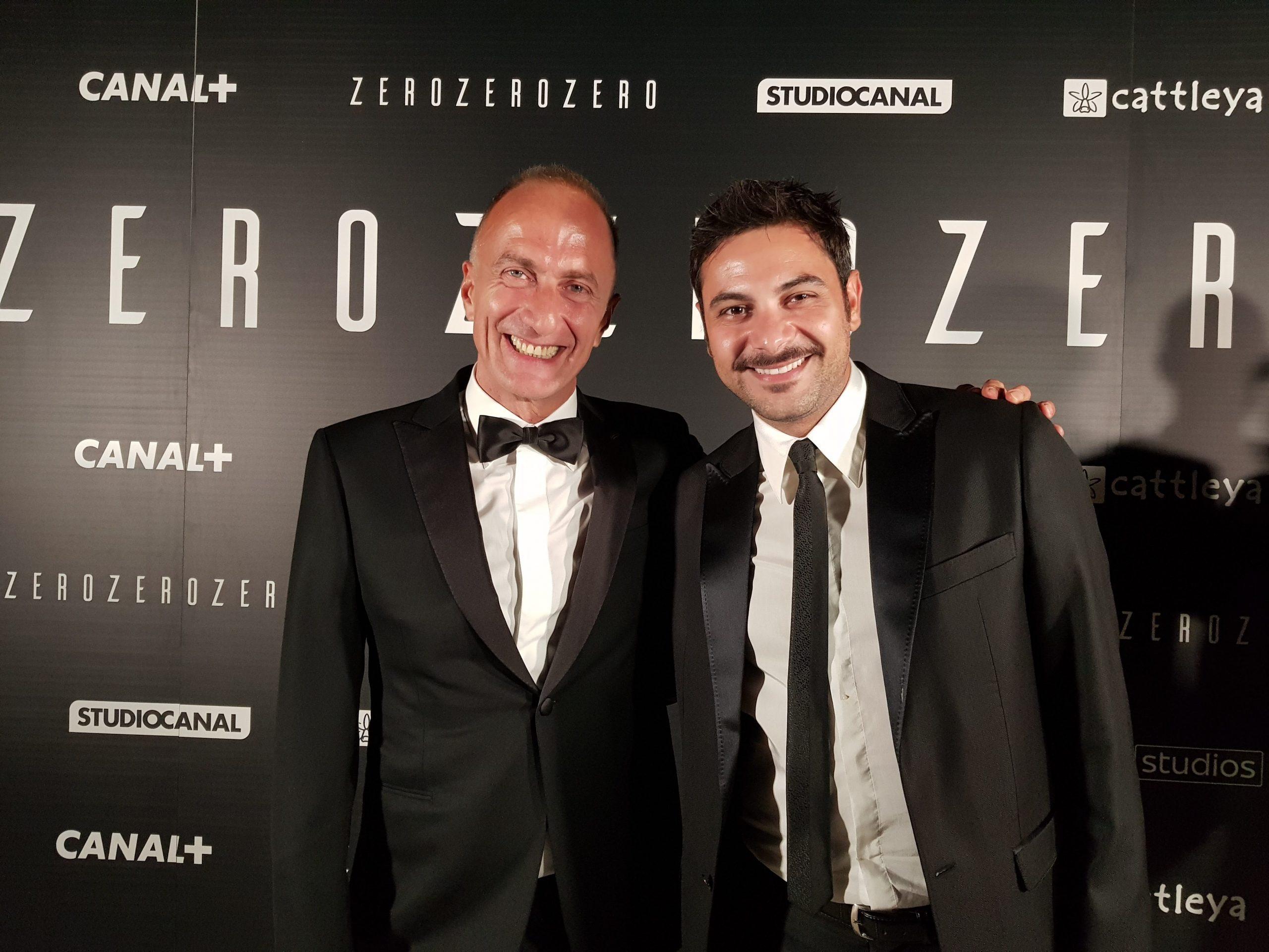 """Anche Walter Cordopatri nel cast della serie """"ZeroZeroZero"""""""
