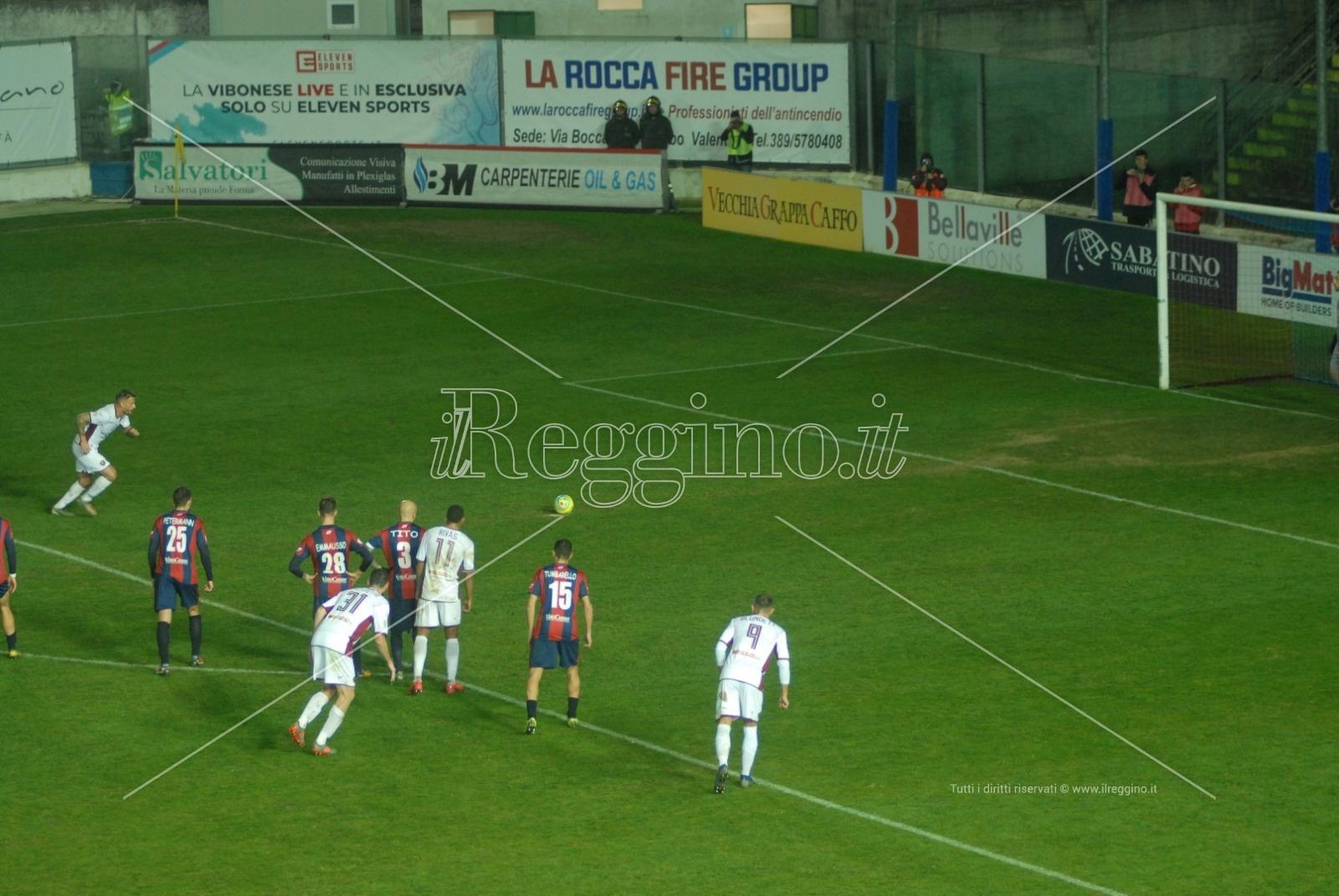 Calcio, Reggina: prima sfida in B contro la Virtus Entella