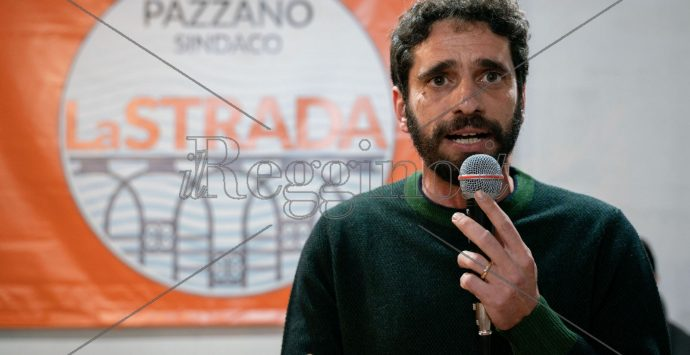 Comunali, Pazzano lancia la sfida: «E' l'ultima occasione per Reggio»