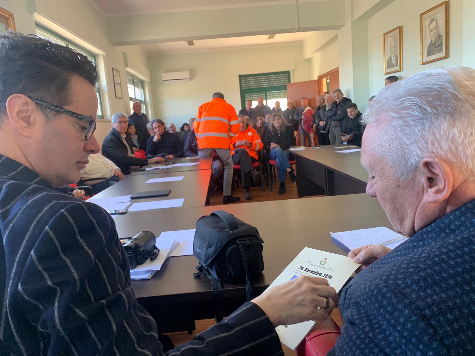 Lavoro, i sindacati a San Luca. Il plauso di Klaus Davi