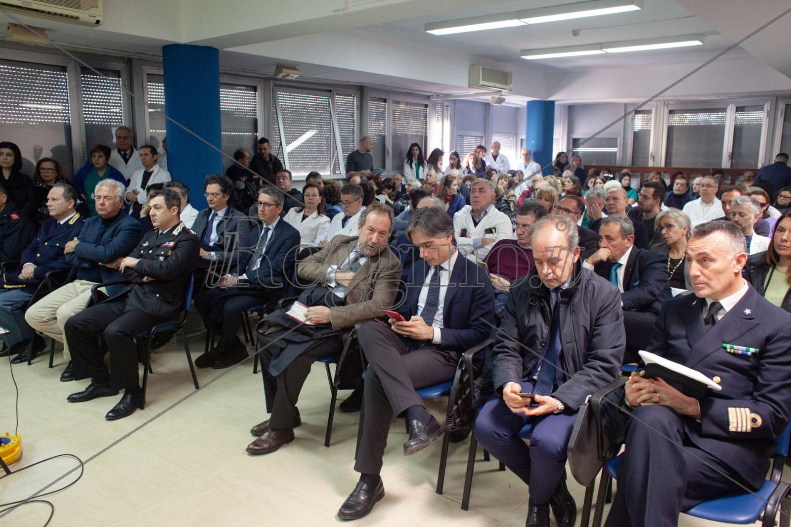 Coronavirus, a Reggio pronti ad affrontare l'emergenza