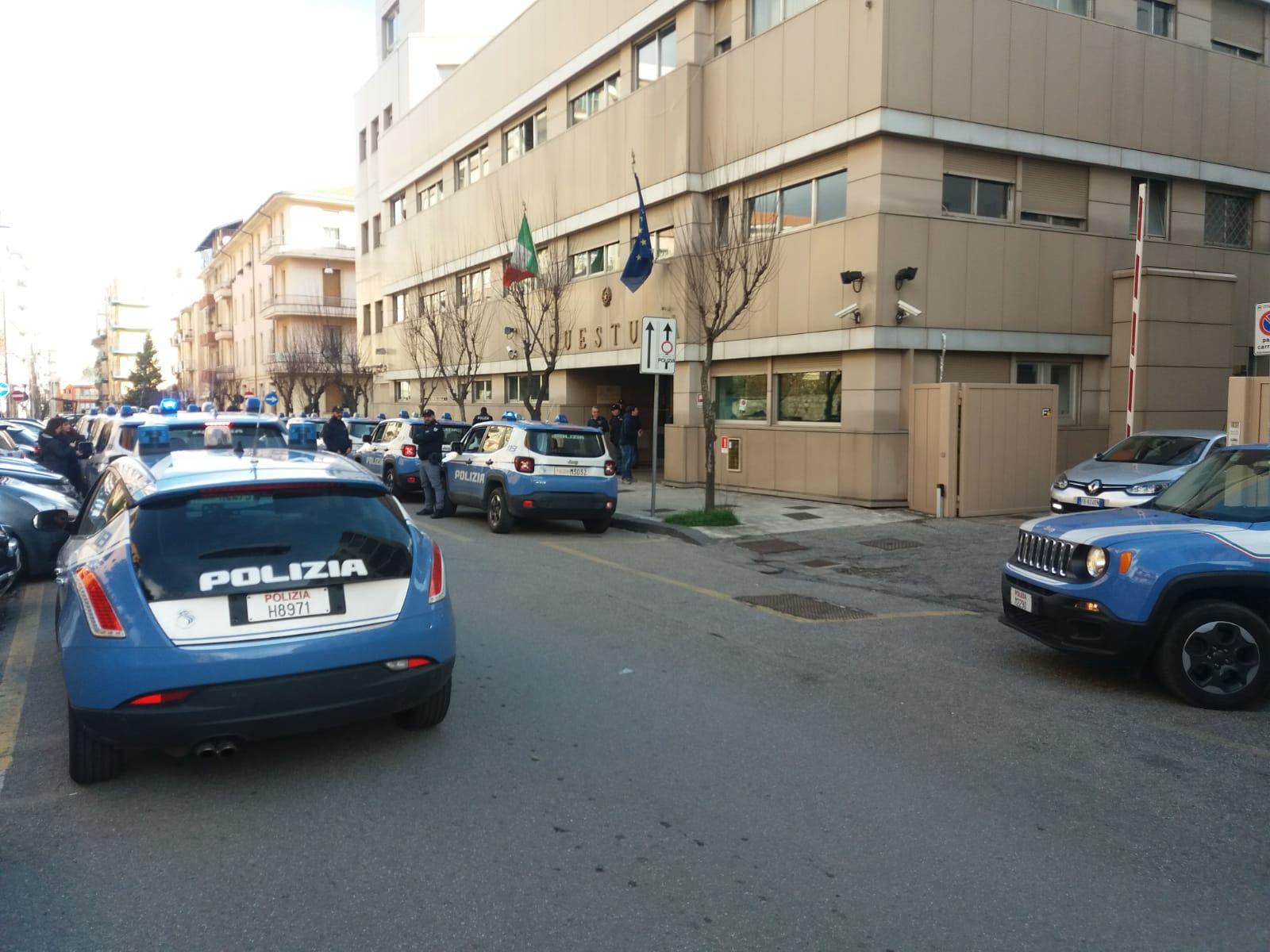 La cocaina della Locride nella Valle dell'Esaro: 45 arresti