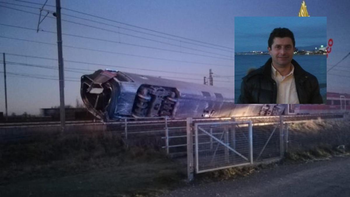 È reggino il macchinista morto nell'incidente ferroviario di Lodi