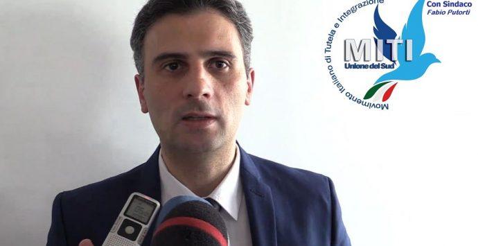 Miti Unione del sud presenta Putortì candidato a sindaco e il piano d'intervento