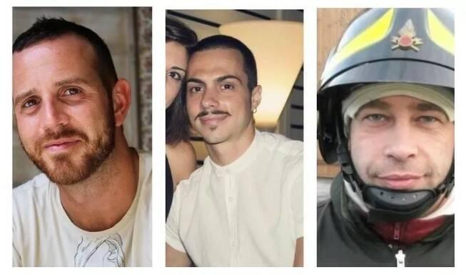 Quattro mesi senza Nino Candido. Più di un milione di euro per gli eredi dei 3 pompieri morti