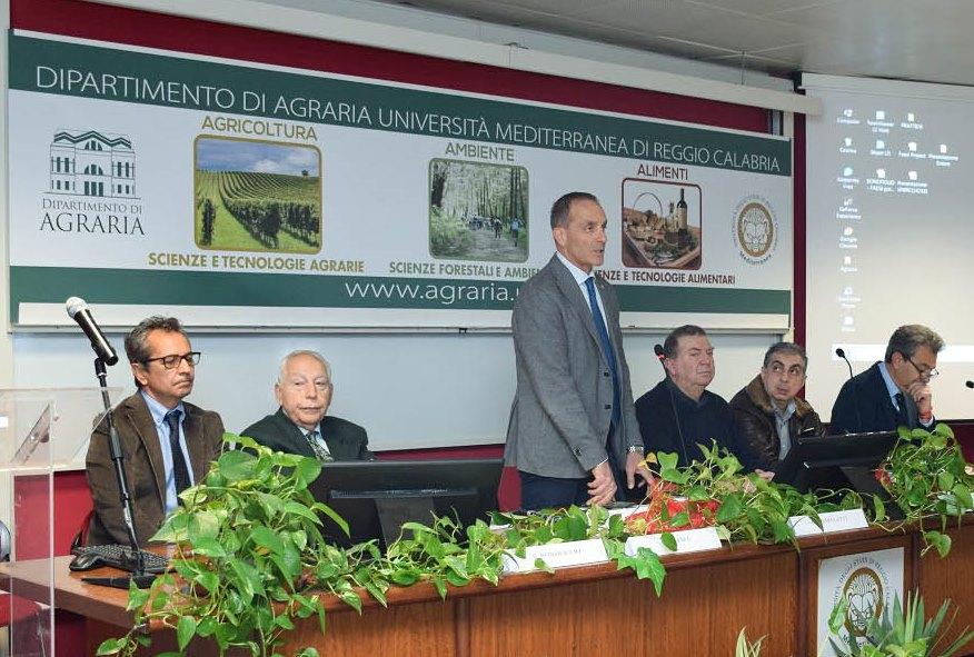 """Agraria UniRC, giornata Studio conclusiva del progetto """"Faesi"""""""