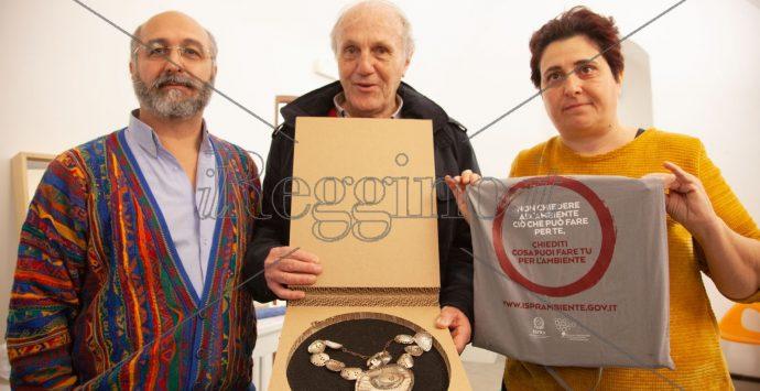 """Arghillà, al Parco Ecolandia inaugurata la mostra """"RiartEco"""""""