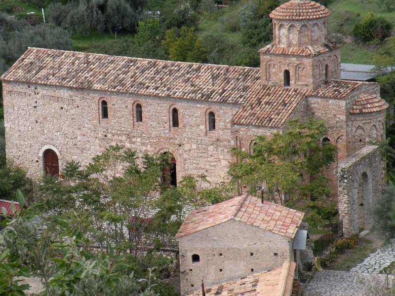 Bivongi, LaC racconta la storia del monastero ortodosso