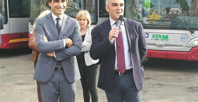 Coronavirus, Marino: «Il percorso virtuoso di Atam deve andare avanti»