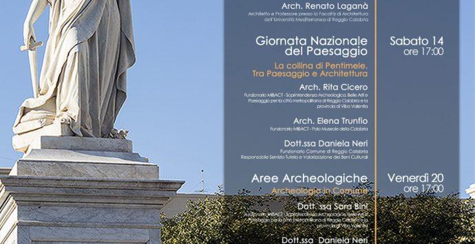 """""""Patrimonio di tutti"""", incontri per la valorizzazione dei beni culturali"""