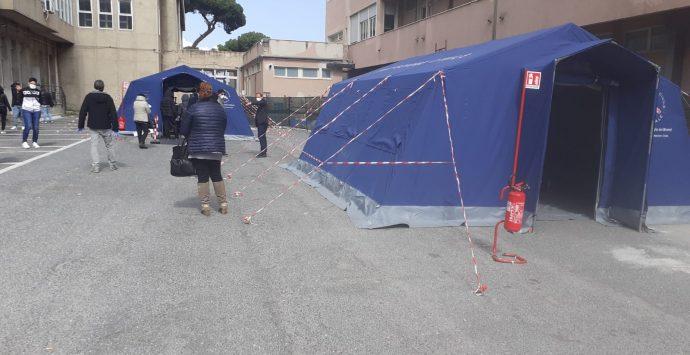 Coronavirus a Reggio Calabria, basta un euro per aiutare il Gom