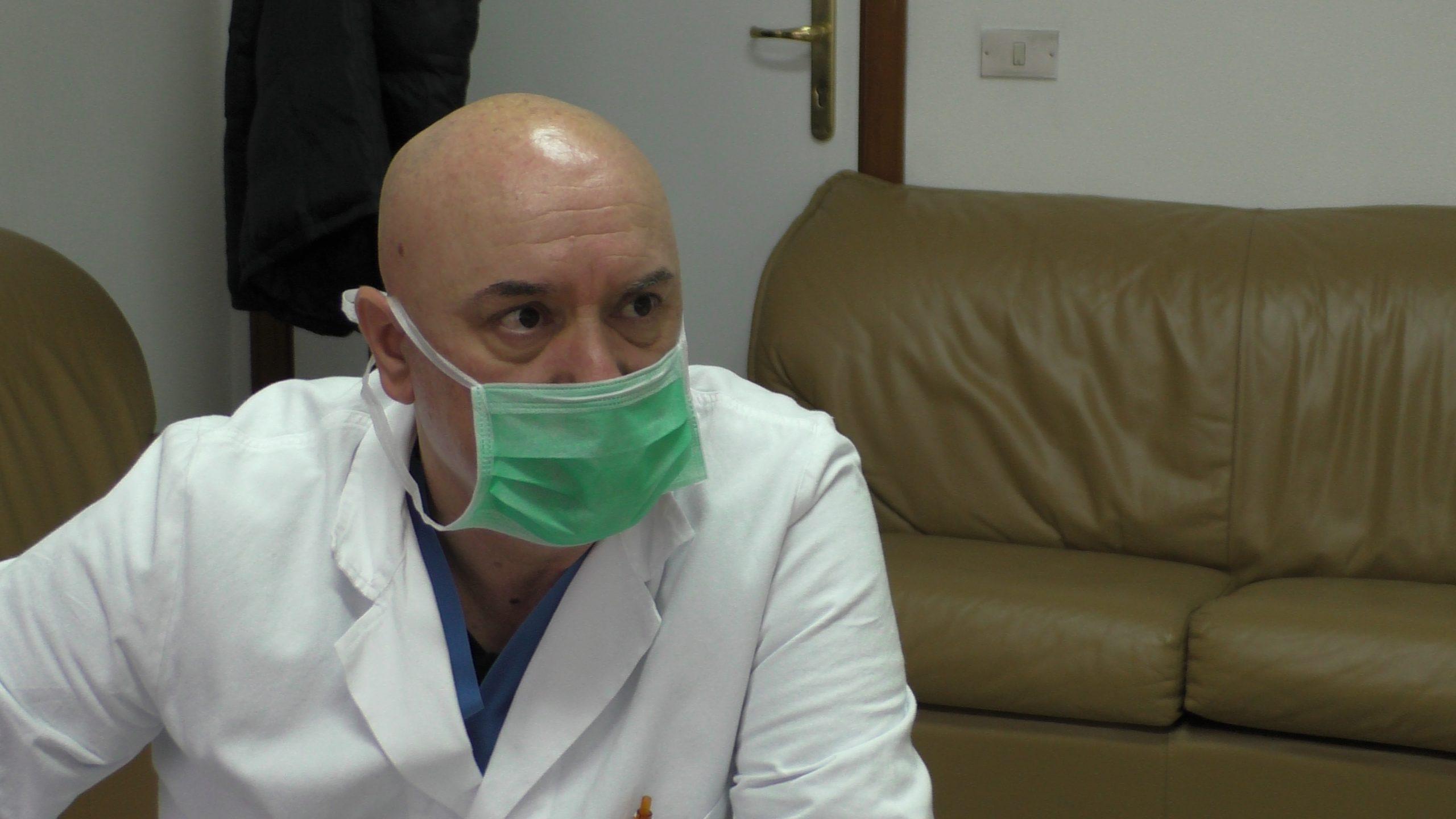 Coronavirus a Reggio Calabria, ecco come il Gom gestisce la terapia intensiva