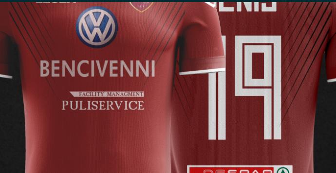 Coronavirus, anche la Reggina sostiene il Gom: all'asta una maglia ed un pallone ufficiale