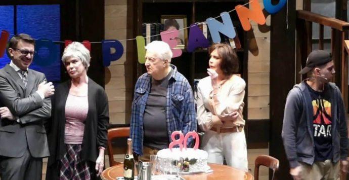 Gioiosa, risate a teatro con Gianfranco D'Angelo, Corinne Clery e Fiordaliso