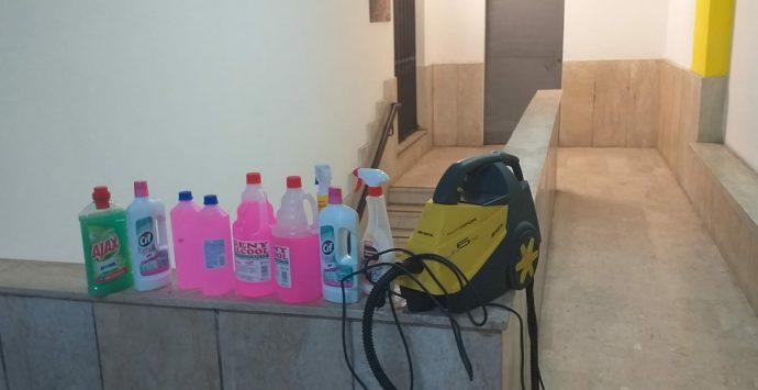 """""""Incontriamoci sempre"""", pulizia straordinaria alla stazione di Santa Caterina"""