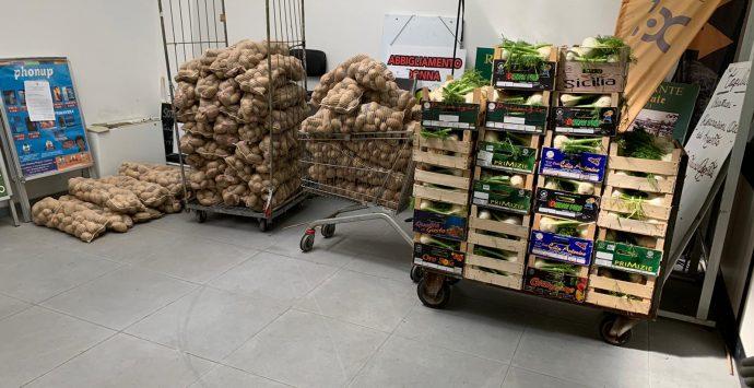 Coronavirus a Reggio Calabria, la polizia locale sequestra 8 quintali di merce donate ad associazioni no profit