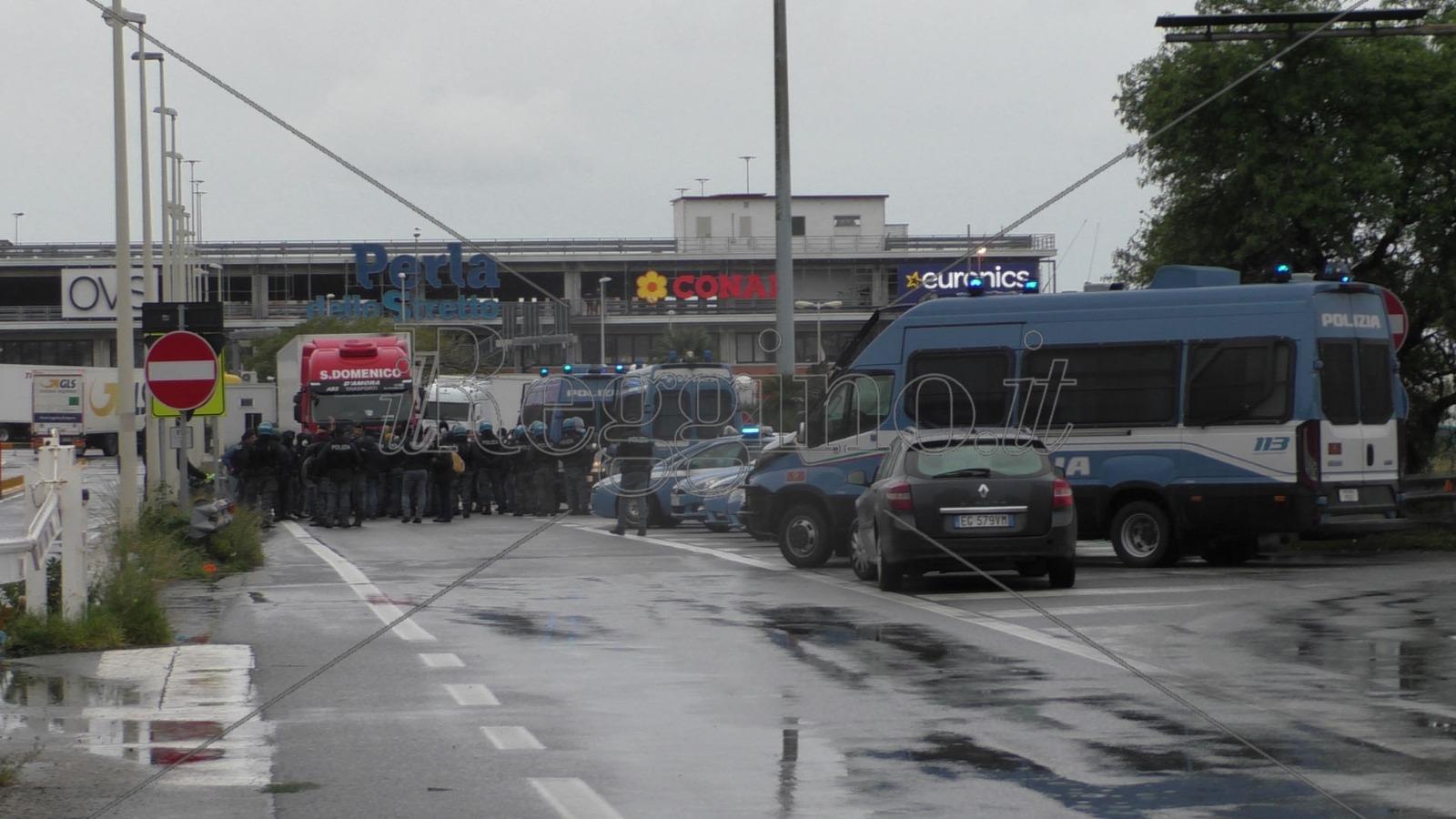 Coronavirus a Reggio calabria, Biondo (Uil): «Sul blocco di Villa S.G. deve intervenire il governo»