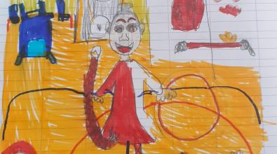 Coronavirus, la commovente lettera della piccola Gaia: «Non rinuncio ai miei sogni»