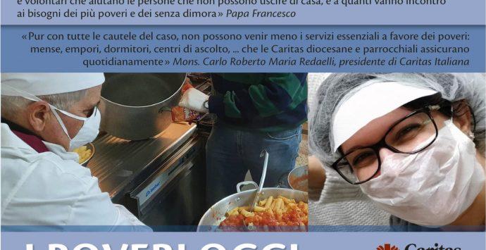 Coronavirus, anche la Caritas di Reggio rimodula i servizi e chiede sostegno
