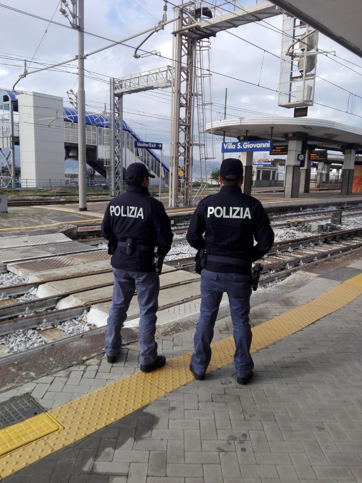 Villa, arrestato alla stazione uomo destinatario di un'ordinanza di cattura