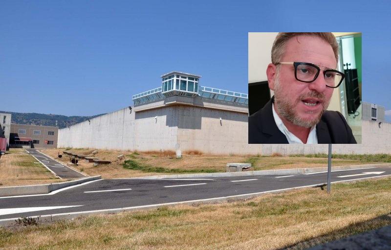 Coronavirus e carcere di Arghillà, torna il coordinatore sanitario