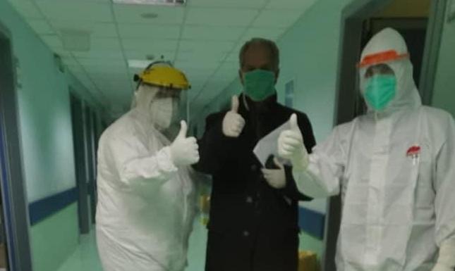 """Coronavirus a Montebello Jonico, situazione sotto controllo: fine della """"zona rossa"""" vicina"""