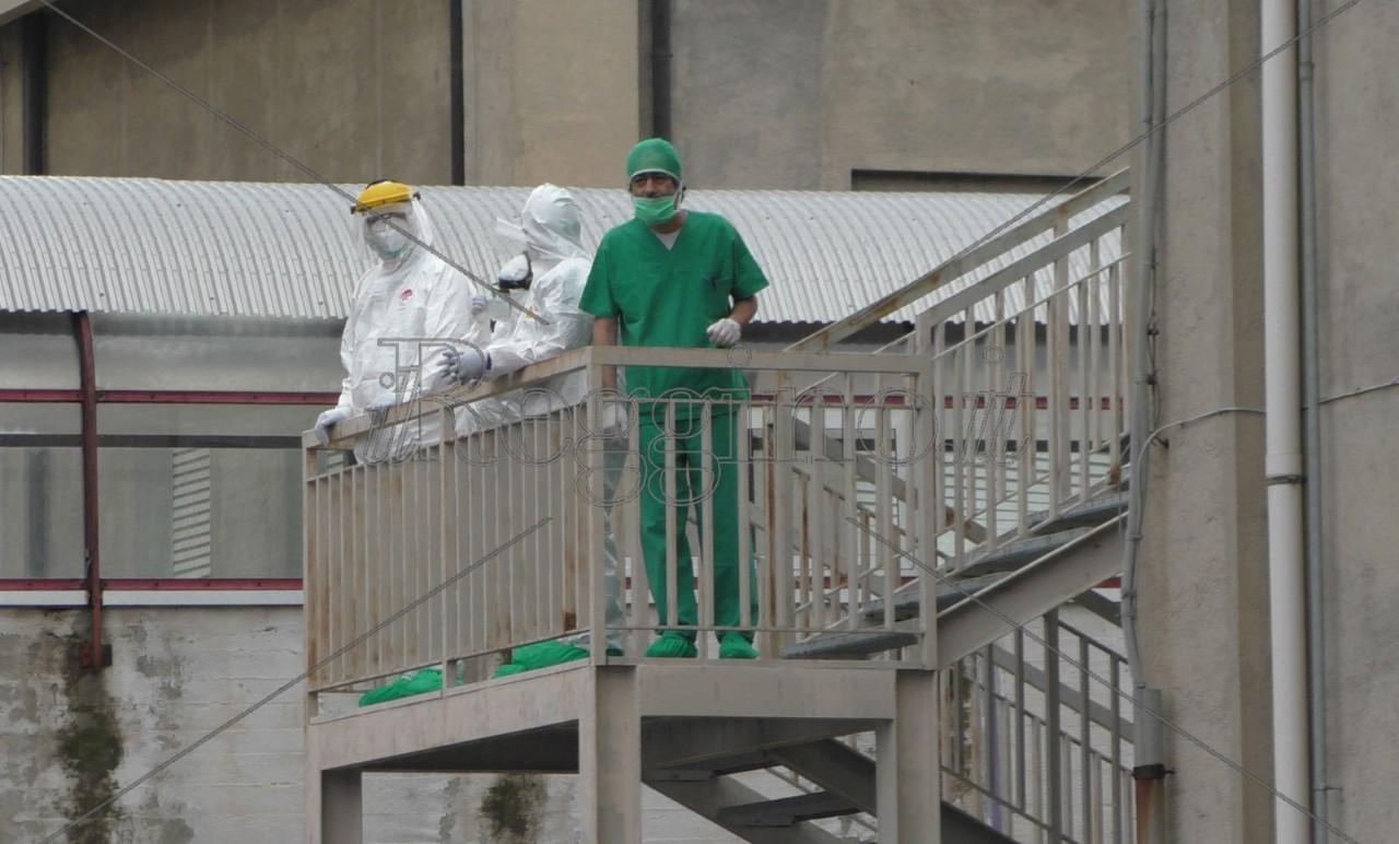 Coronavirus a Reggio Calabria, muore donna di 78 anni. Quattro nuovi casi positivi