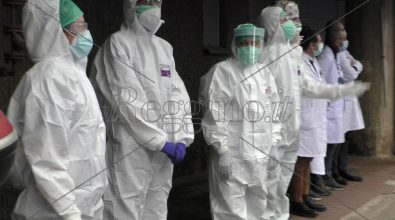 Coronavirus a Reggio, il Gom conferma 8 casi positivi