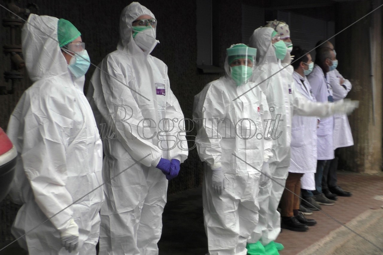 Coronavirus a Reggio Calabria, il Gom conferma un decesso e due casi positivi