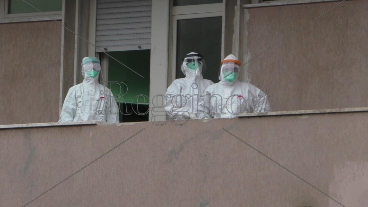 Coronavirus a Reggio Calabria, nessun nuovo caso positivo al Gom. Il bollettino