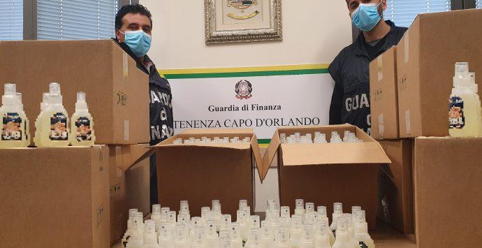 Coronavirus, frode in commercio: sequestrati 6000 flaconi di gel igienizzanti non autorizzati