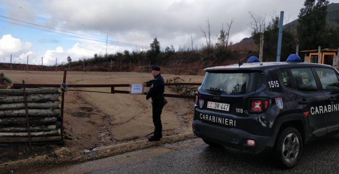 Reggio Calabria: area comunale abusivamente adibita a pista da moto cross, una denuncia