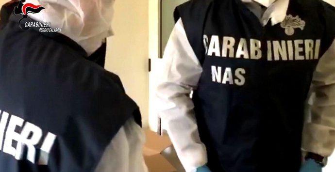Coronavirus a Reggio Calabria, sequestrata una casa di cura e denunciato il rappresentante legale