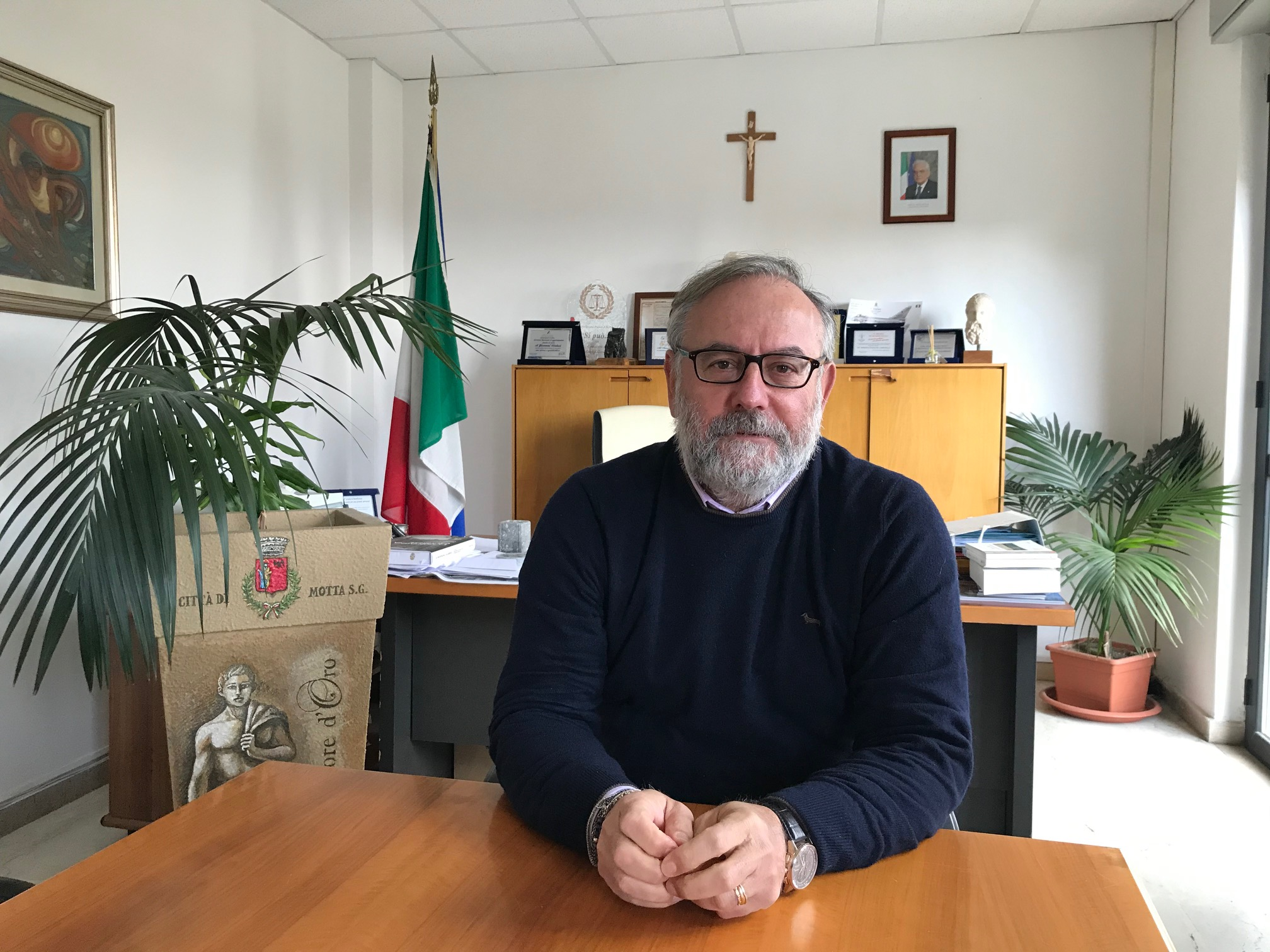 Coronavirus a Motta San Giovanni, Verduci: «Riparto buoni spesa secondo criteri ben definiti»