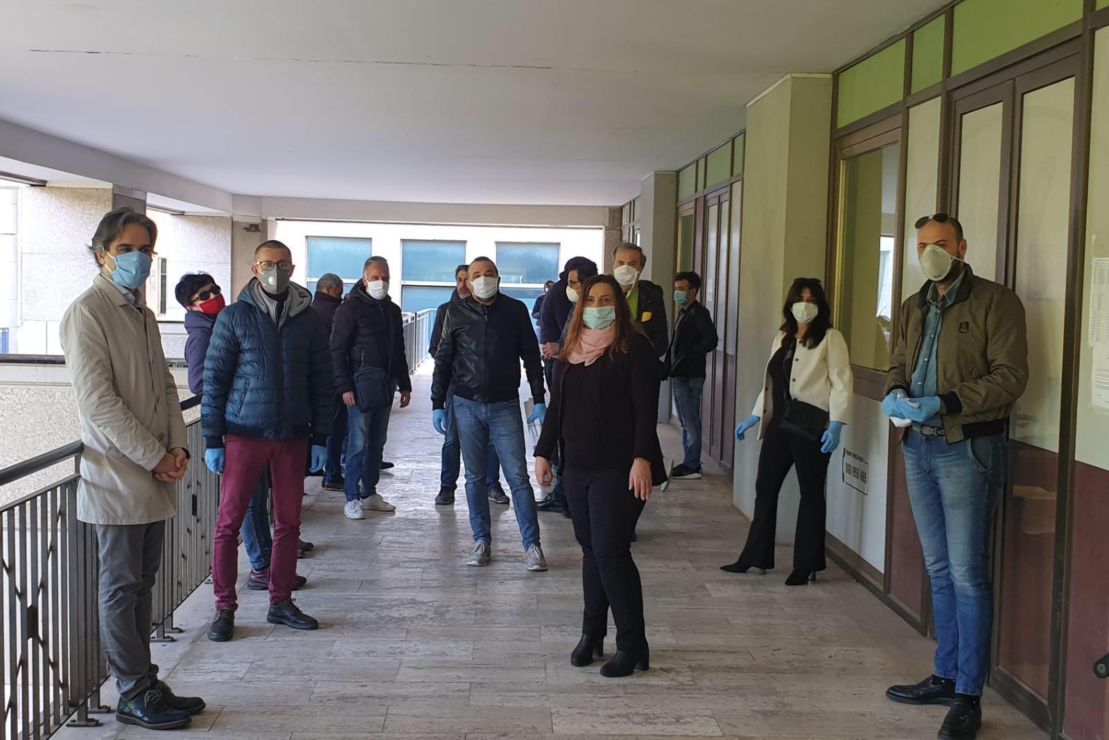 Coronavirus a Reggio Calabria, avviata dal Comune la seconda distribuzione buoni spesa