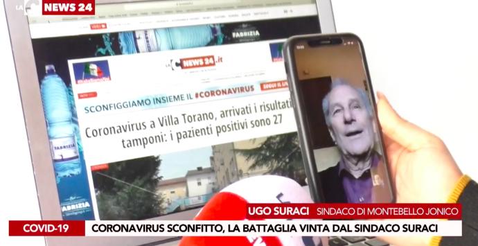 """Coronavirus, il sindaco di Montebello ha sconfitto la malattia: """"Porto nel cuore chi non ce l'ha fatta"""""""