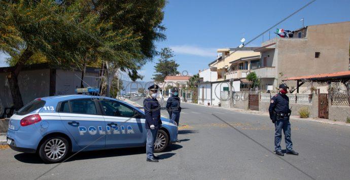 Coronavirus, otto persone positive a spasso per Reggio Calabria. Denunciate