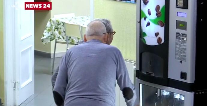 Coronavirus, a Palmi un fortino d'umanità: «Così proteggiamo i nostri anziani»