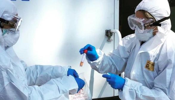 Coronavirus, nuovo caso in Calabria: positiva anziana rientrata dal Nord