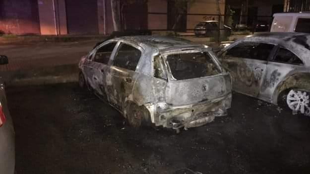 Intimidazione a giornalista, incendiata l'auto di Fabio Buonofiglio